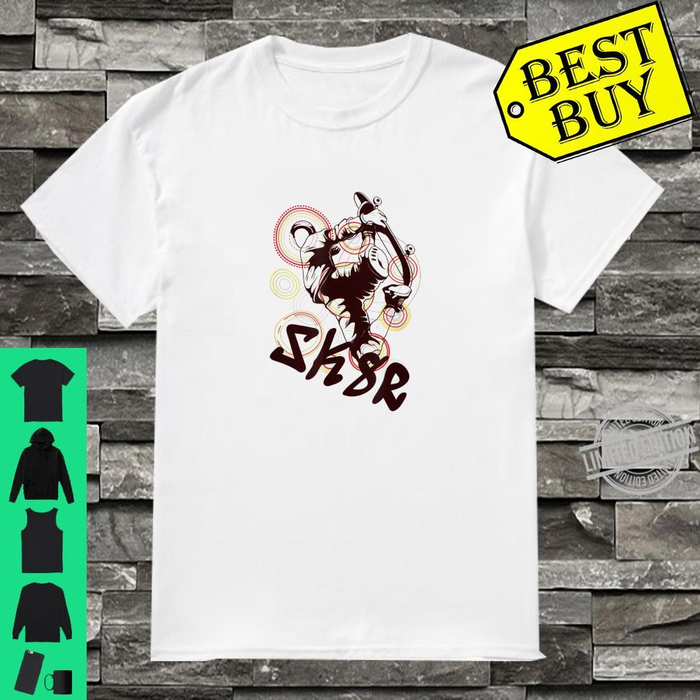 Air Skateboarding Skater Shirt
