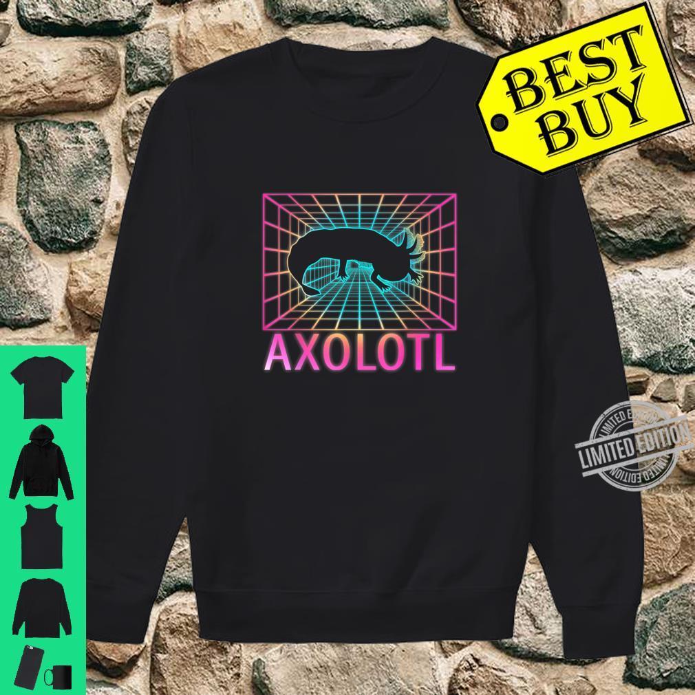 Axolotl Shirt sweater
