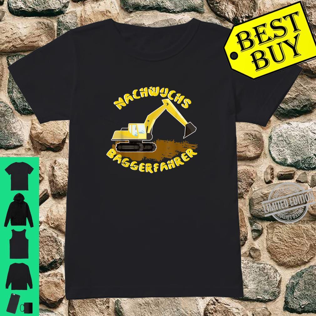 Bagger Fahrzeuge Jungs Männer Shirt ladies tee