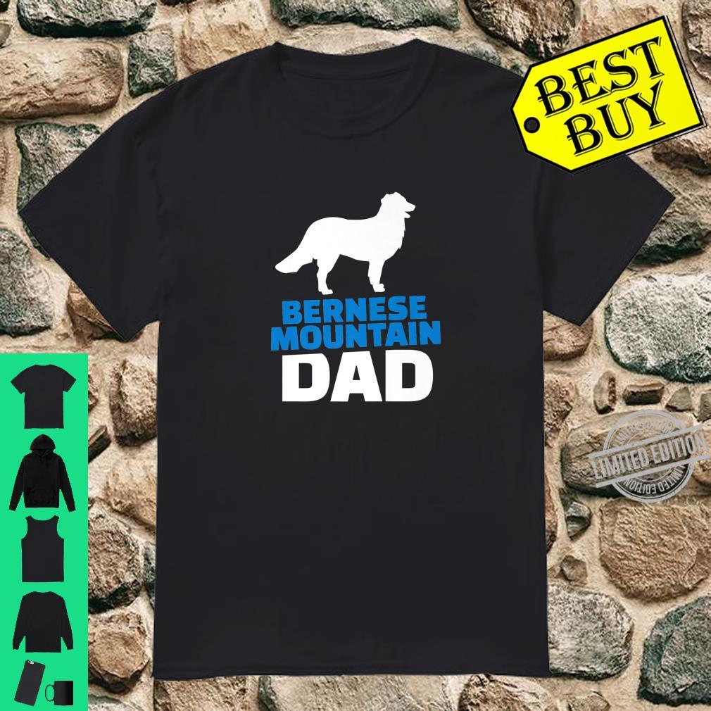 Bernese Mountain dad Shirt