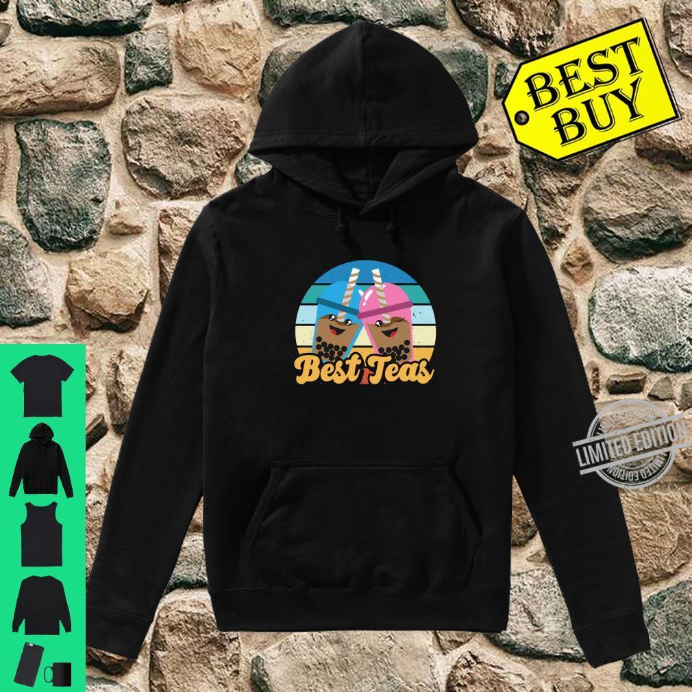 Bes Teas Kawaii Boda Drinks Pun Best Teas Shirt hoodie