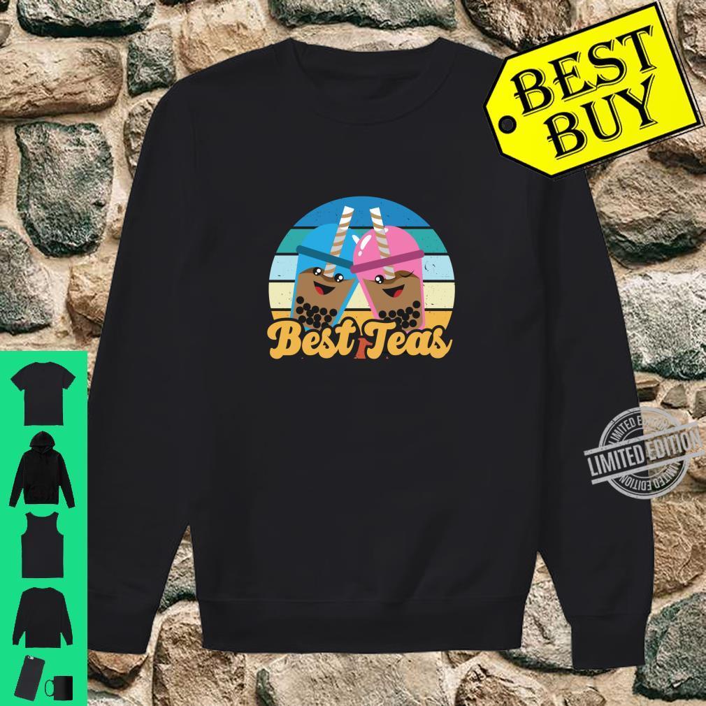 Bes Teas Kawaii Boda Drinks Pun Best Teas Shirt sweater