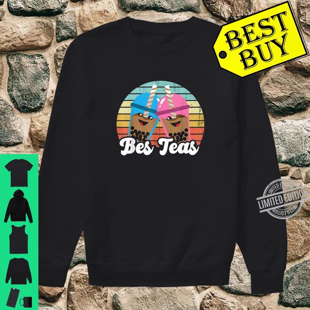 Bes Teas Pun Kawaii Boda Drinks Best Teas Best Friends Shirt sweater