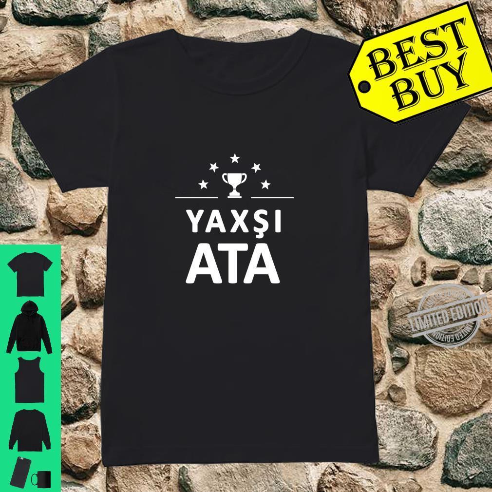 Best Azerbaijani Dad Shirt ladies tee