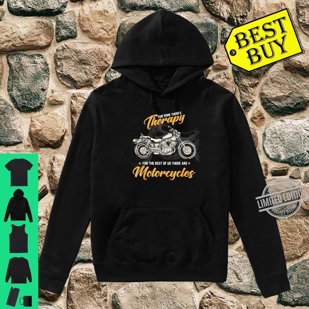 Biker und Motorradfahrer Geschenk Motorradfans & Bikerinnen Shirt hoodie