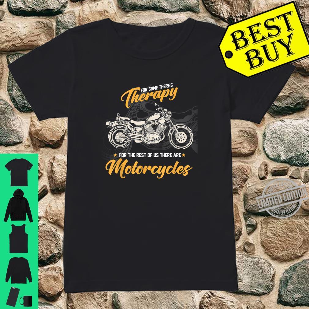 Biker und Motorradfahrer Geschenk Motorradfans & Bikerinnen Shirt ladies tee
