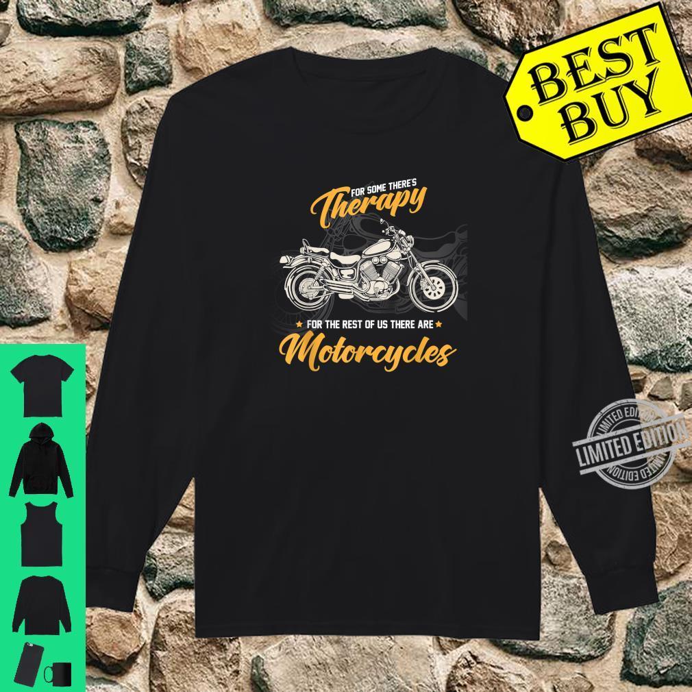 Biker und Motorradfahrer Geschenk Motorradfans & Bikerinnen Shirt long sleeved