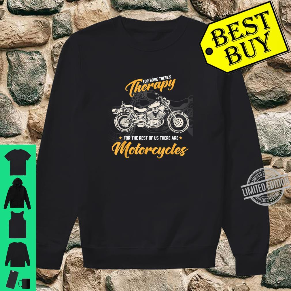 Biker und Motorradfahrer Geschenk Motorradfans & Bikerinnen Shirt sweater