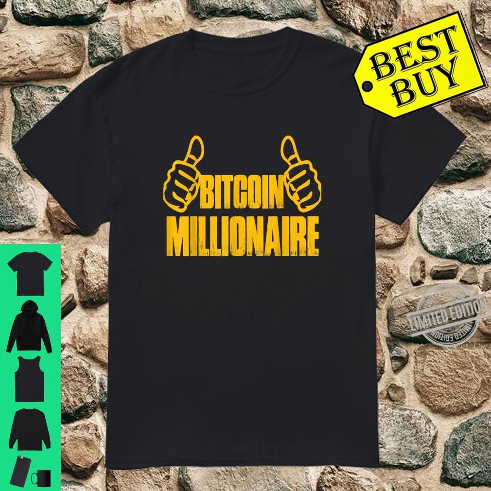 Bitcoin lustiges EthereumGeschenk KryptoHändler Shirt