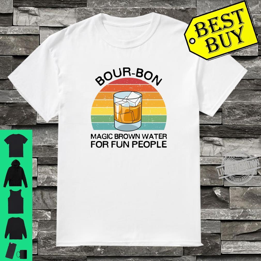 Bourbon Definition for Bourbon Whiskey Drinkers Shirt