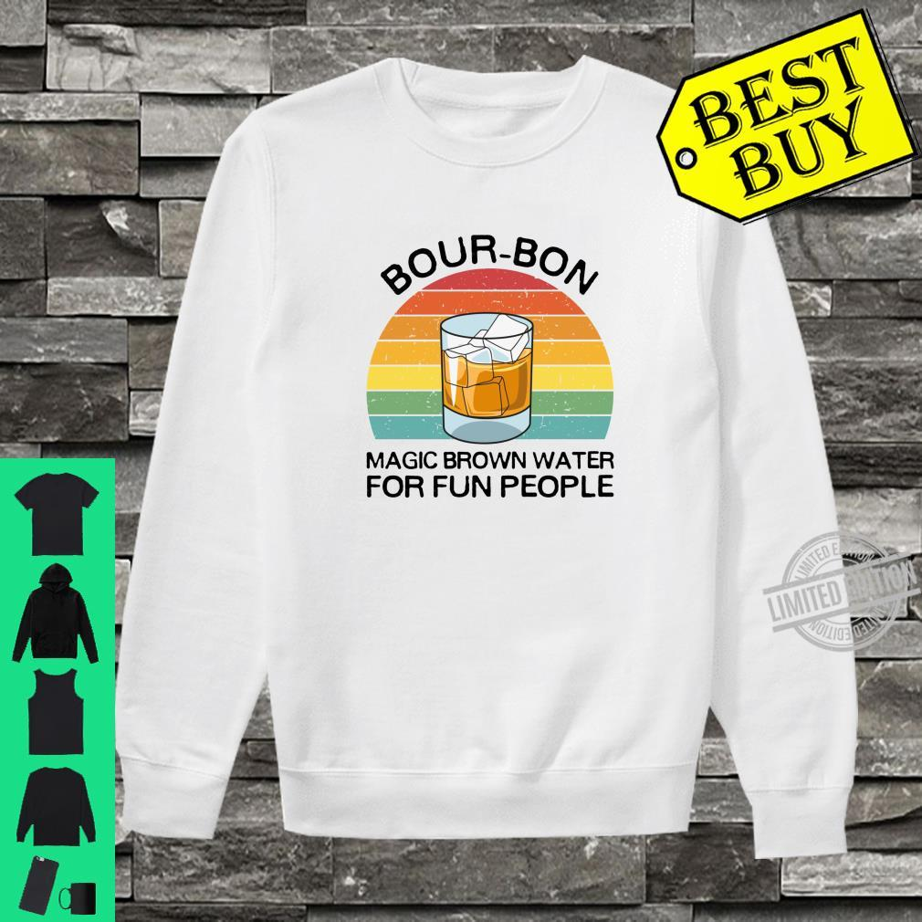 Bourbon Definition for Bourbon Whiskey Drinkers Shirt sweater