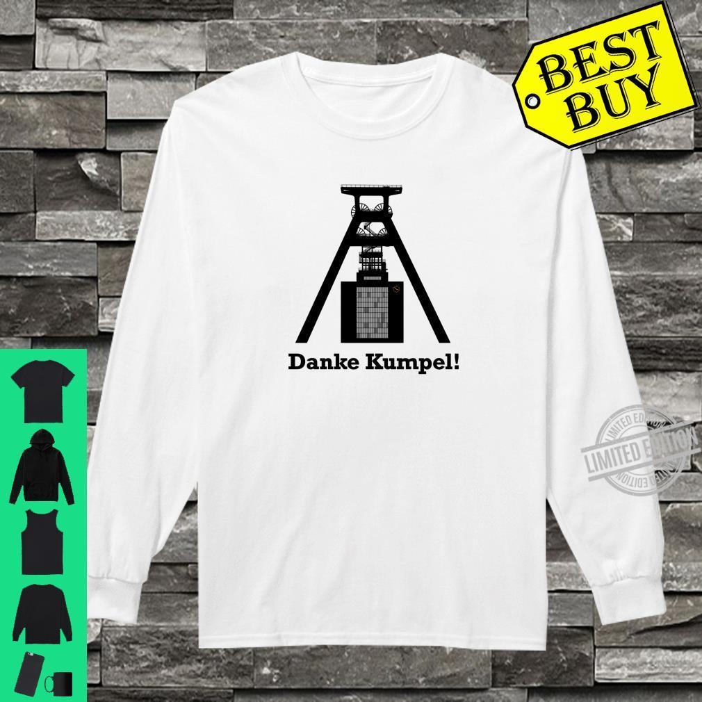 Danke Kumpel Bergmann Shirt long sleeved