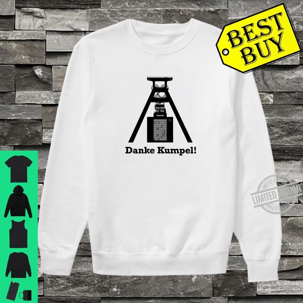 Danke Kumpel Bergmann Shirt sweater