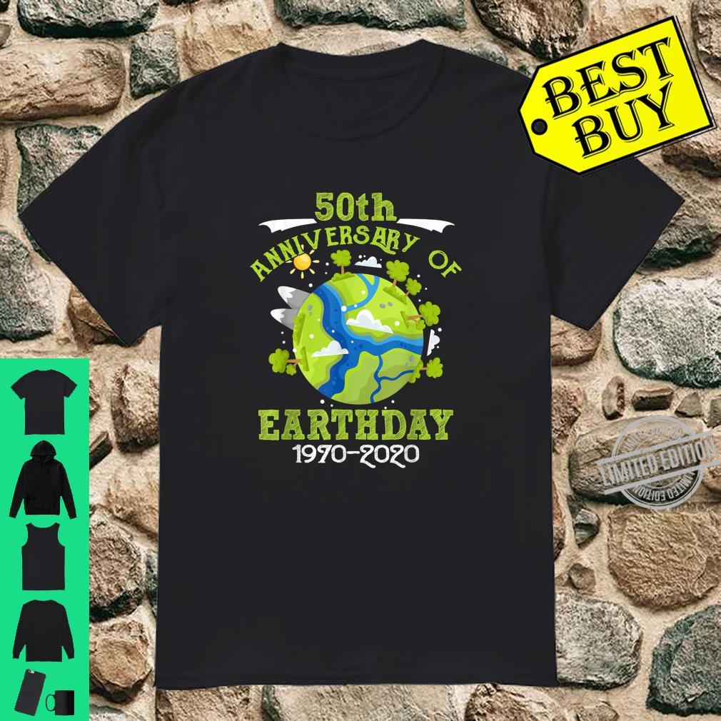 Earth Day 50th Anniversary 2020 Shirt