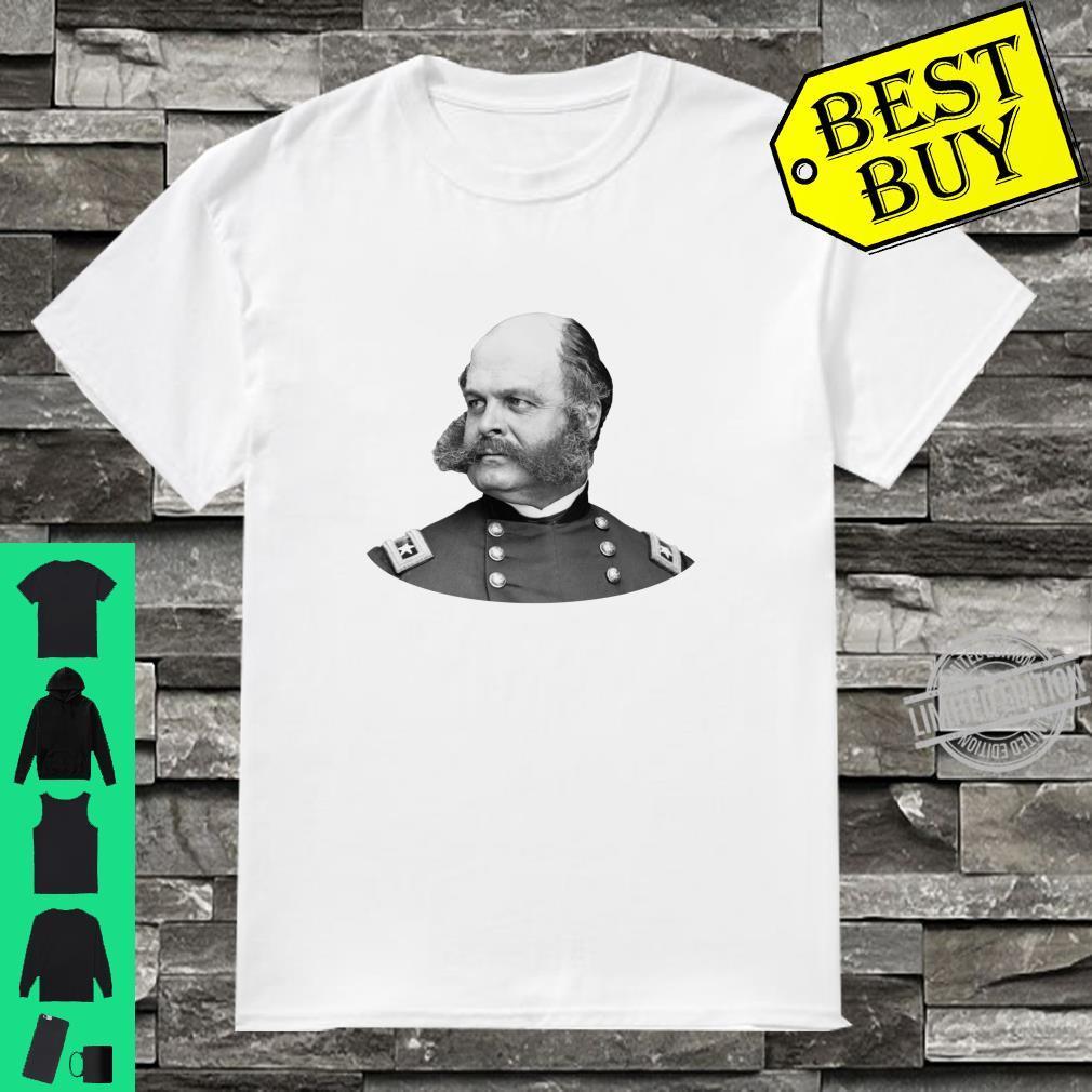 General Ambrose Burnside Civil War Shirt