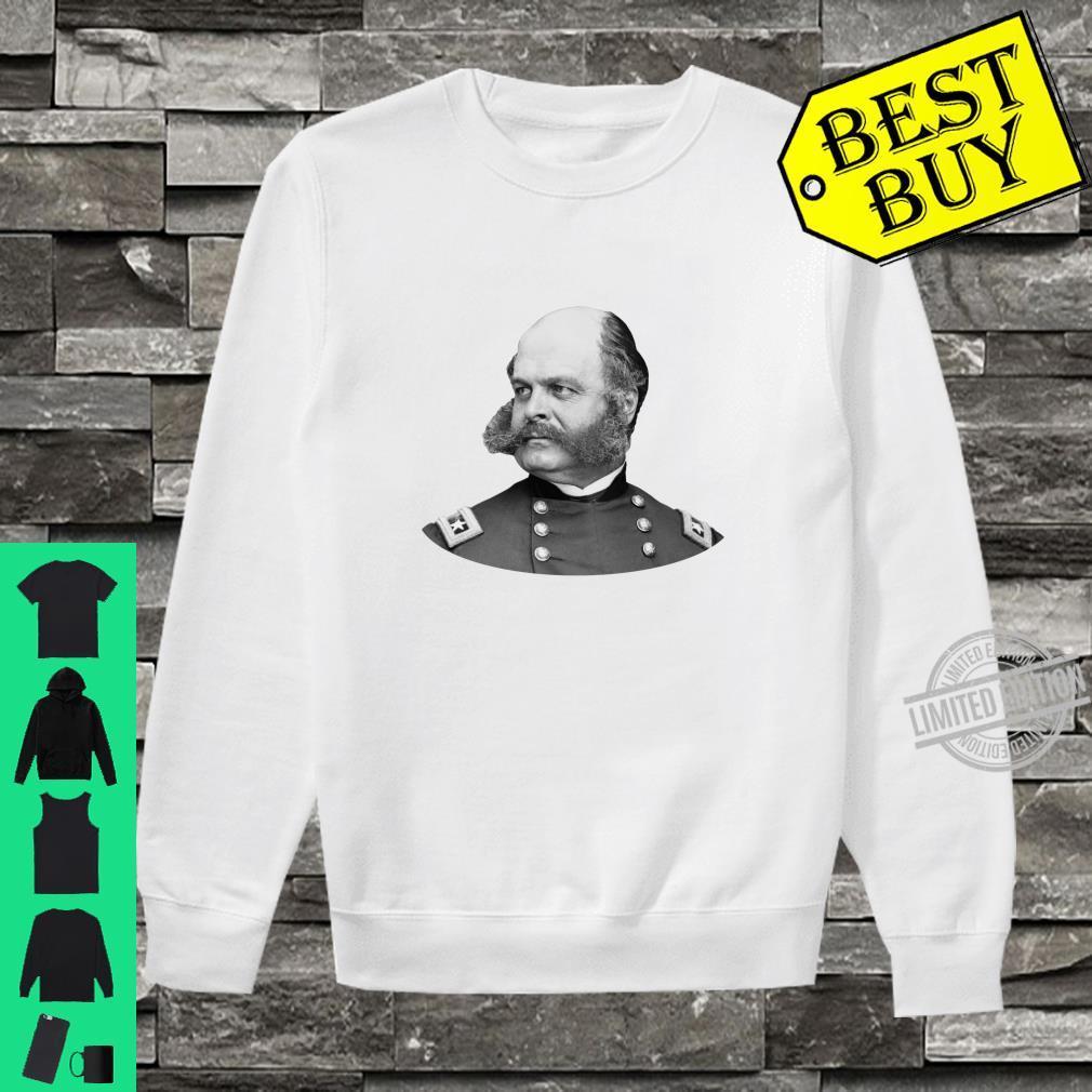 General Ambrose Burnside Civil War Shirt sweater