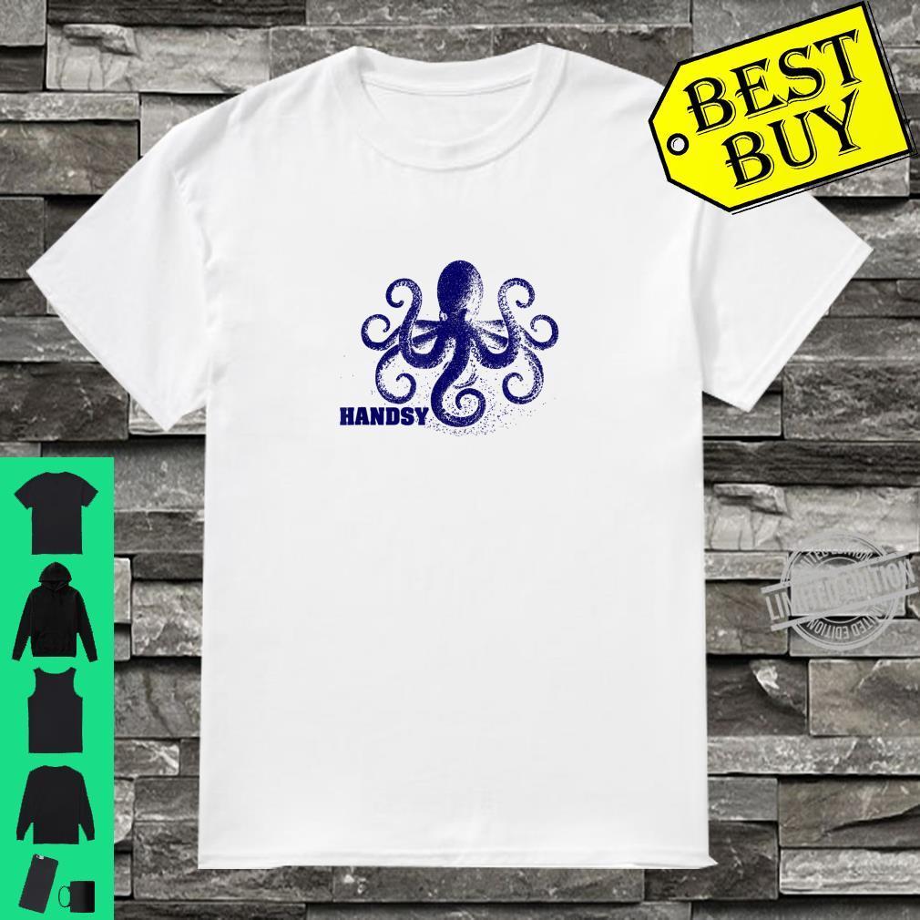 Handsy Octopus Shirt