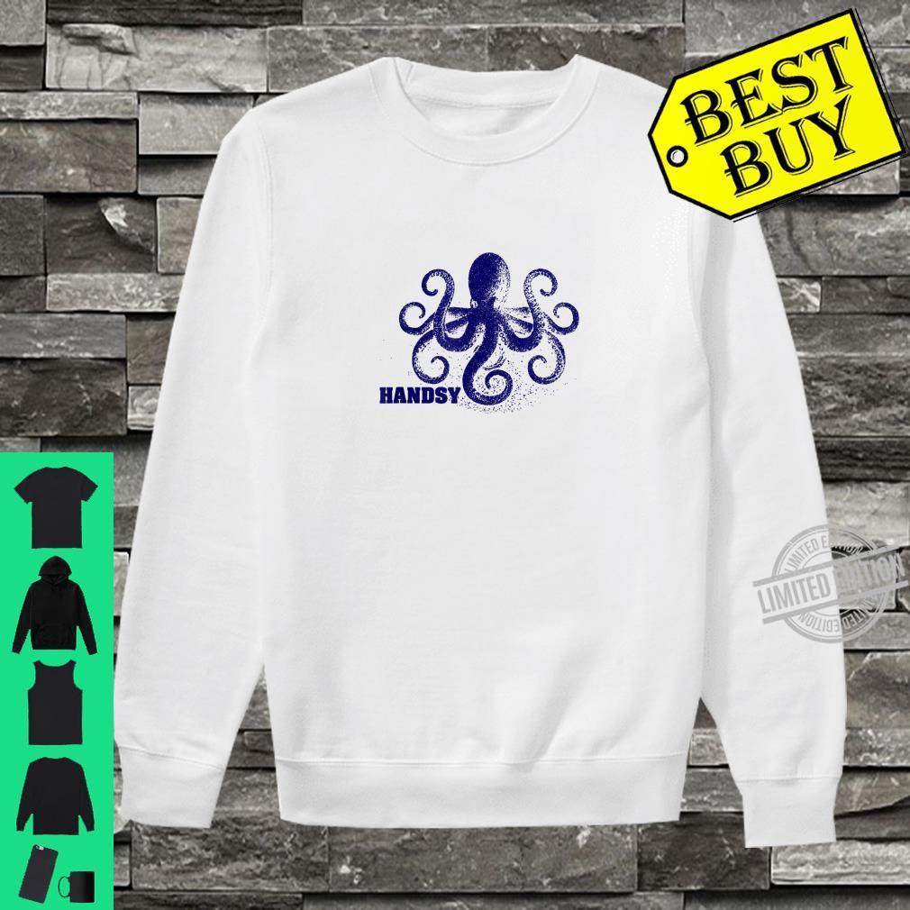 Handsy Octopus Shirt sweater