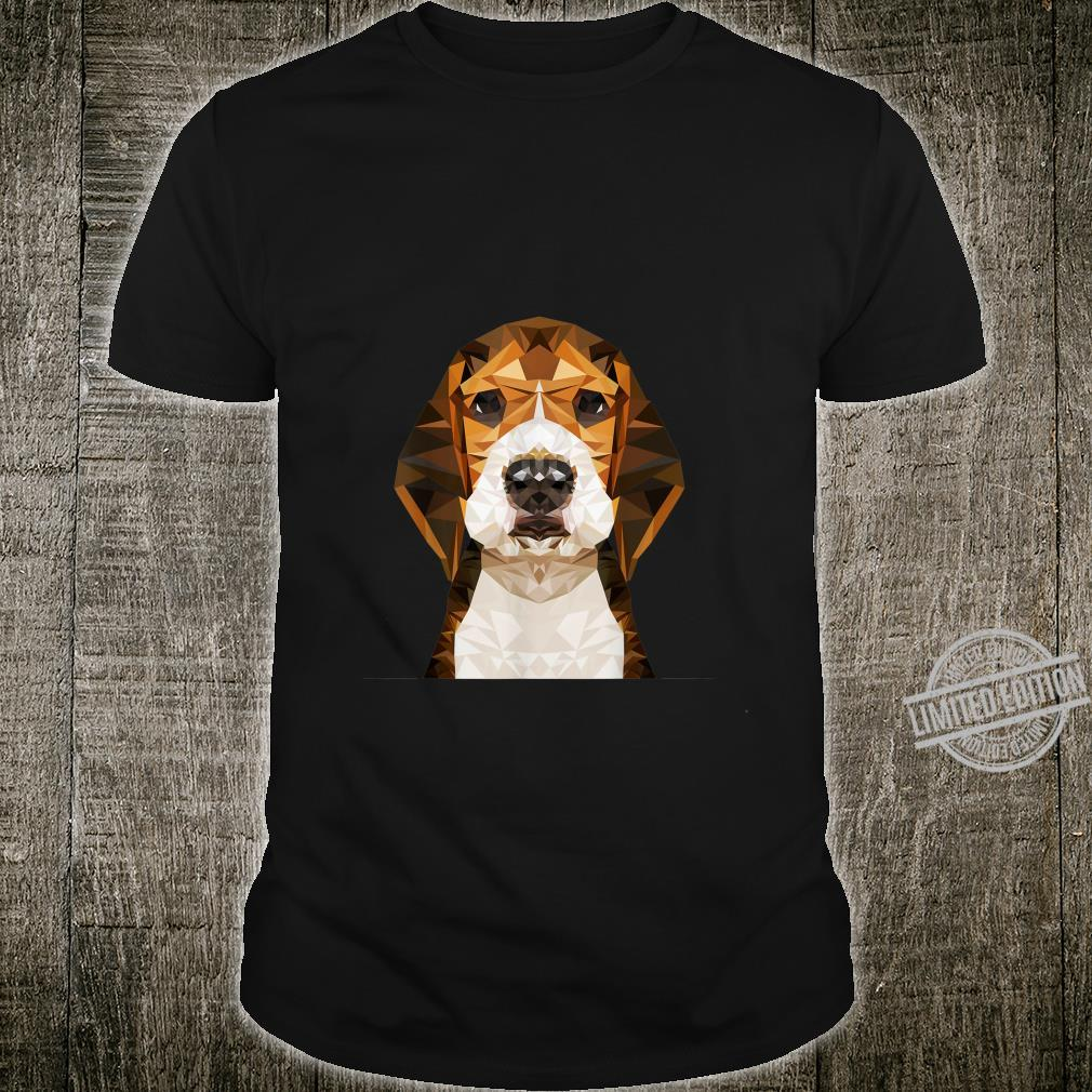 Jack Russel Terrier Hund Polygon Shirt