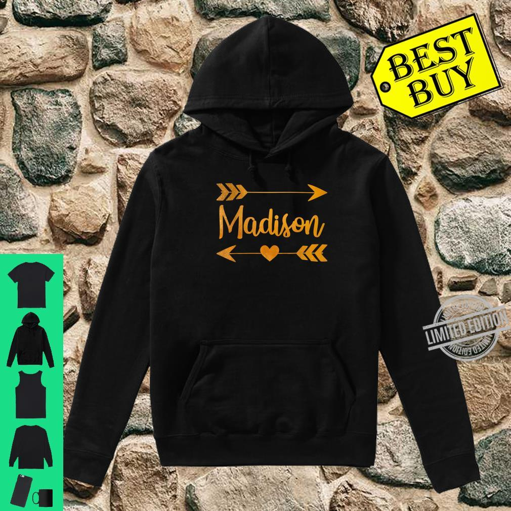 MADISON MS MISSISSIPPI City Home Roots USA Shirt hoodie