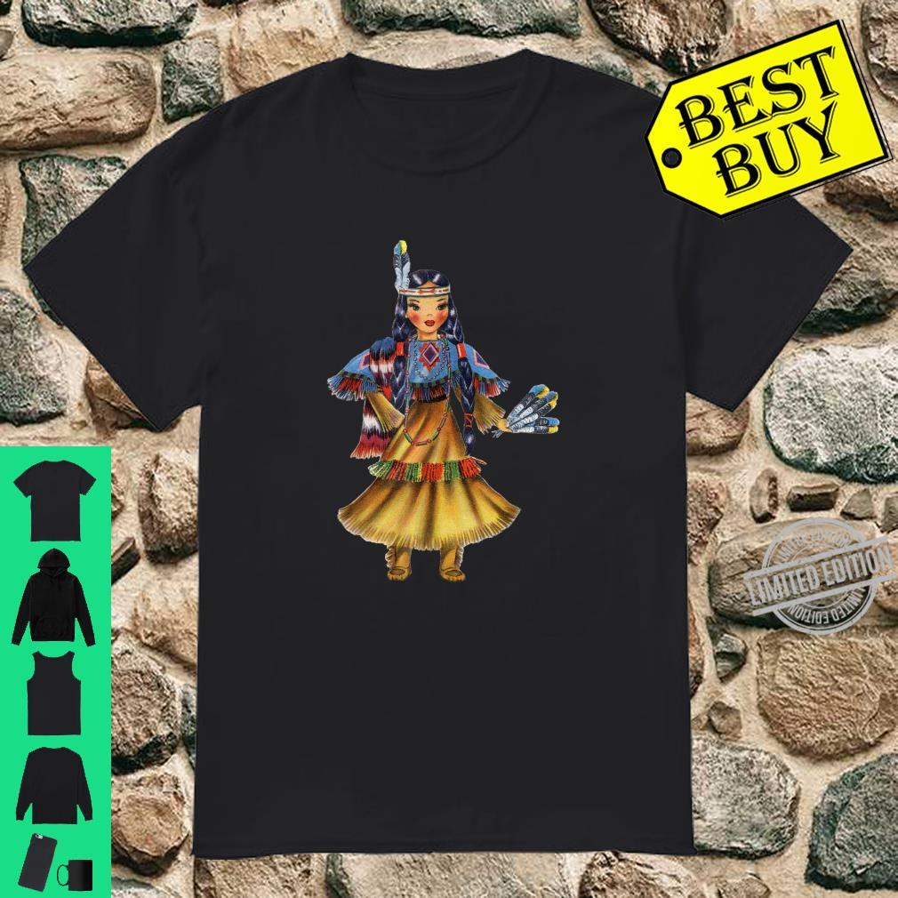 Native American Doll Shirt