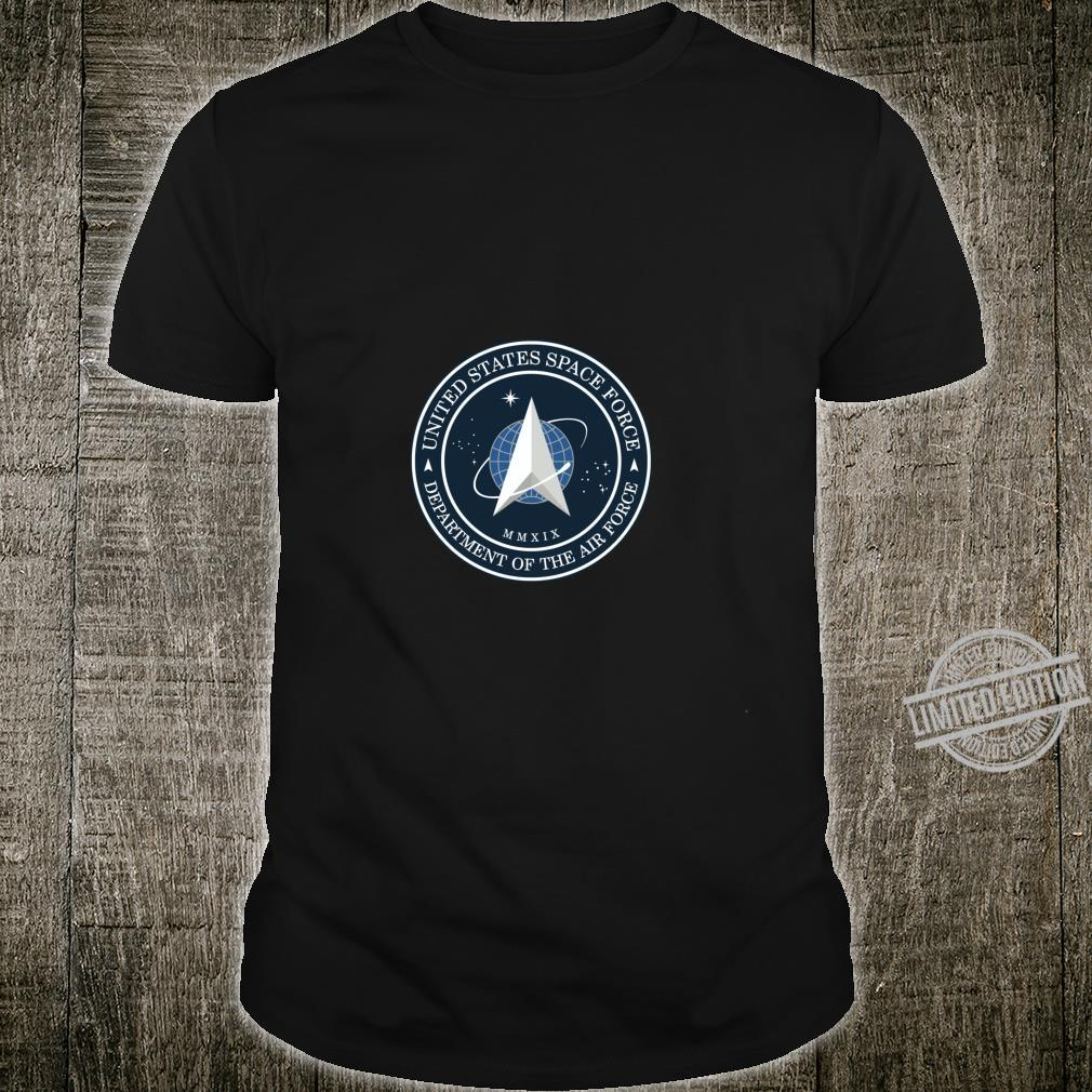 New Space Force USSF Logo 2020 Shirt