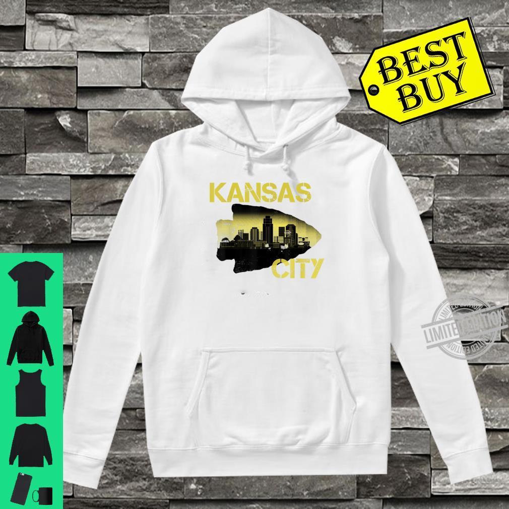 Retro Vintage Kansas CityFootball Fans KC Missouri Shirt hoodie