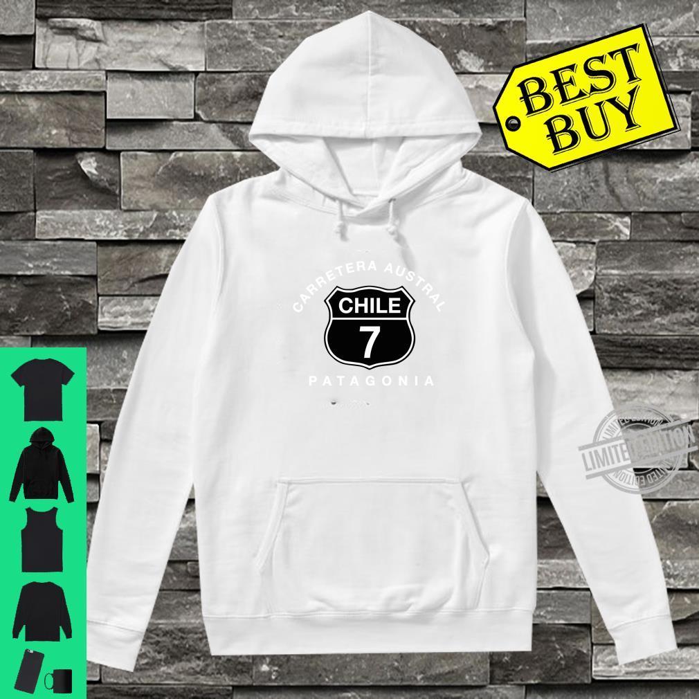 Ruta 7 Road Sign Souvenir Shirt hoodie